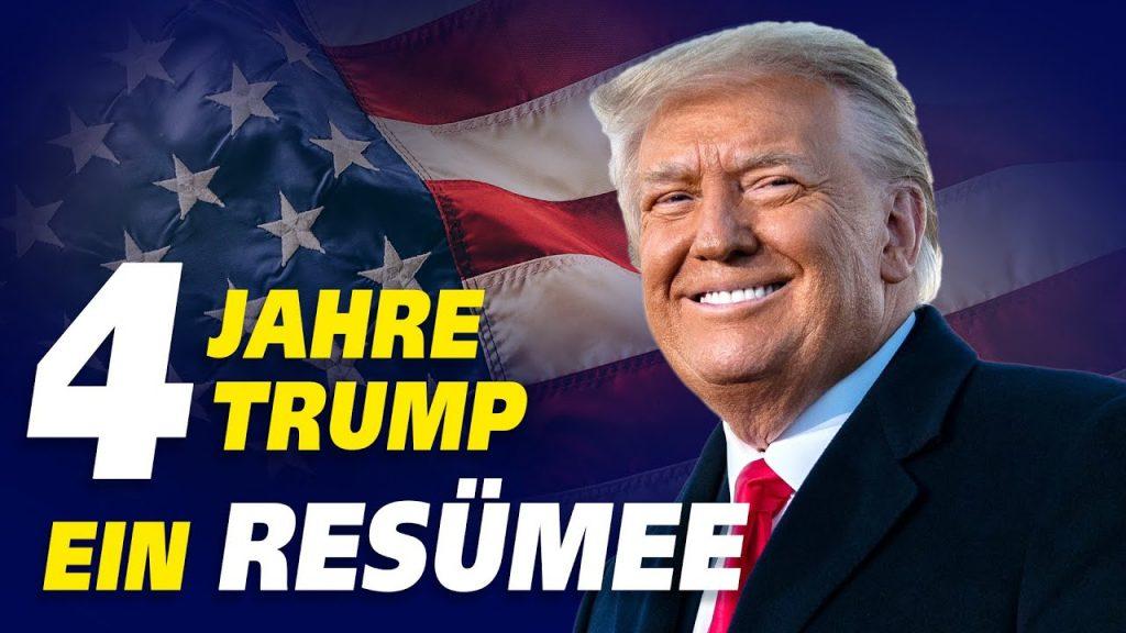 F34 Trump Resumee