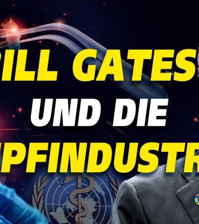 Bill Gates und die Pharmaindustrie: Neuer genetischer Impfstoff erstmals an Menschen gegeben